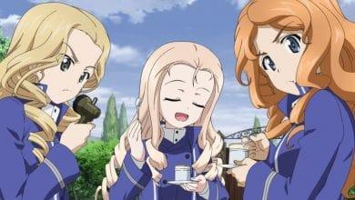 Girls & Panzer: Saishuushou Part 2 BD